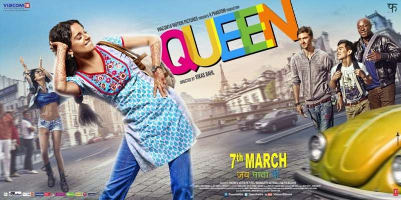 Life Lessons from movie Queen about social stigma that young Indian women  face