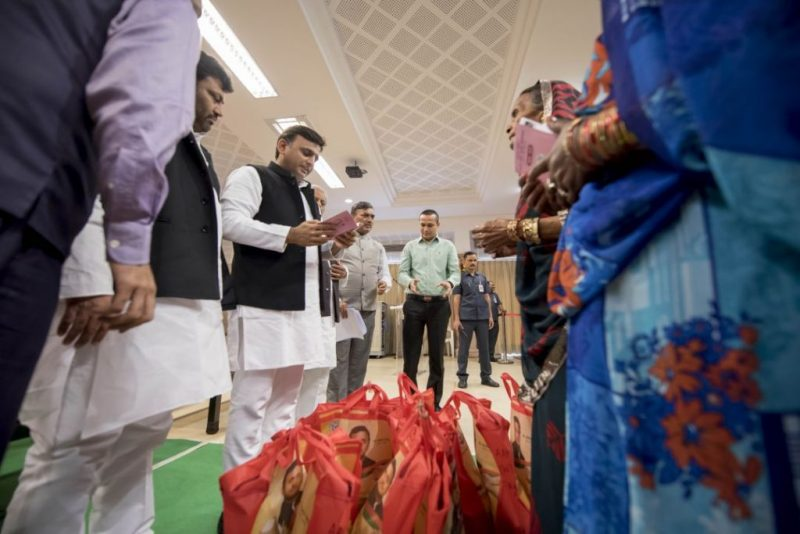 Uttar Pradesh Government Implements Food Security Act to