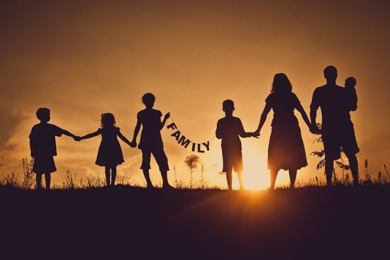 Individualists need to acknowledge the importance of family.