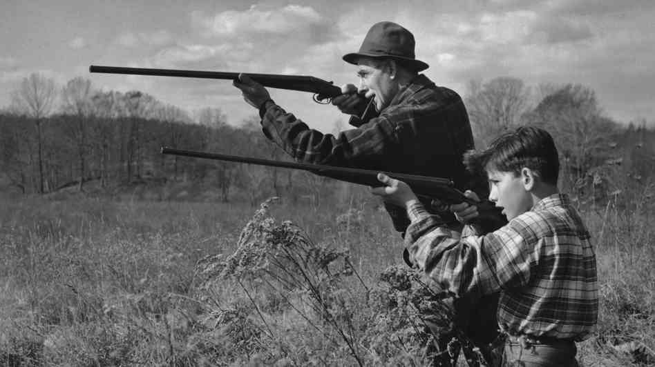 Gun Culture in America traces its roots back to its rural regions, where firearms are treated as mere tools, not of terrorism.   Photo Courtesy: FPG/Getty Images