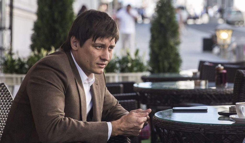 Russia's Opposition Politician Dimitri Gudkov