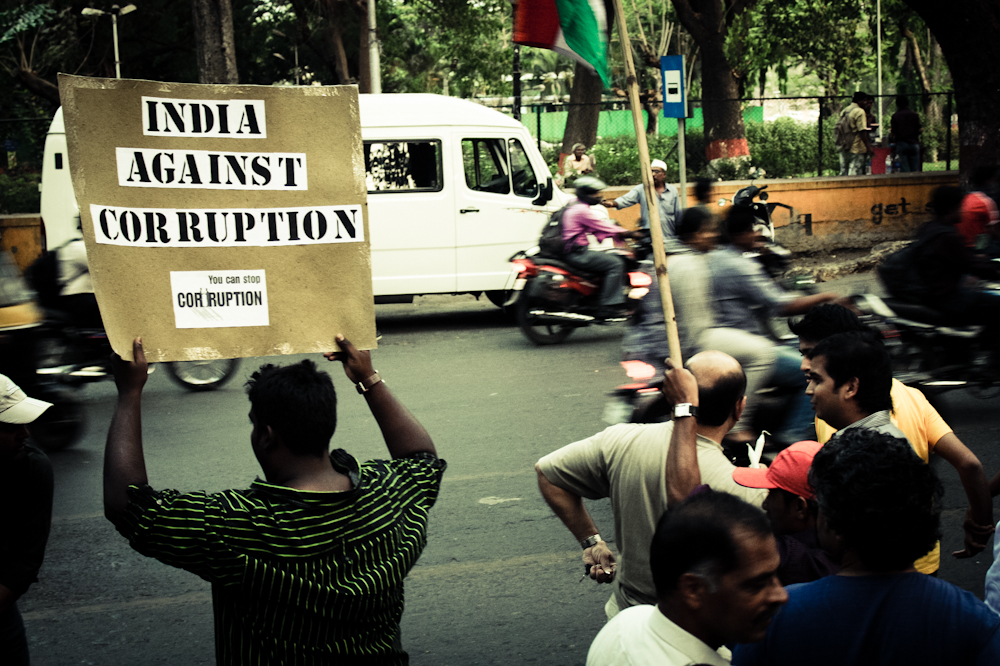 corupation in india Corruption in india: here are the 5 most prevalent forms of corruption you should know about conflict over corruption underlies the recent change of government in bihar, and for the last decade we have been horrified, entertained and enraged by high-profile corruption scandals.