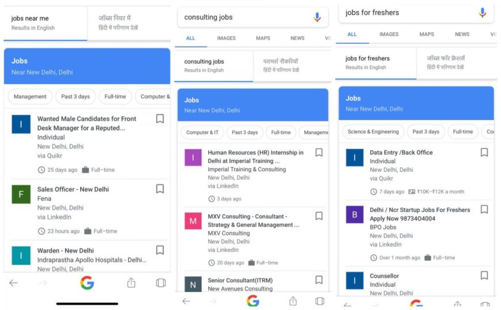 Here S How Google Can Now Help You Find Your Ideal Job