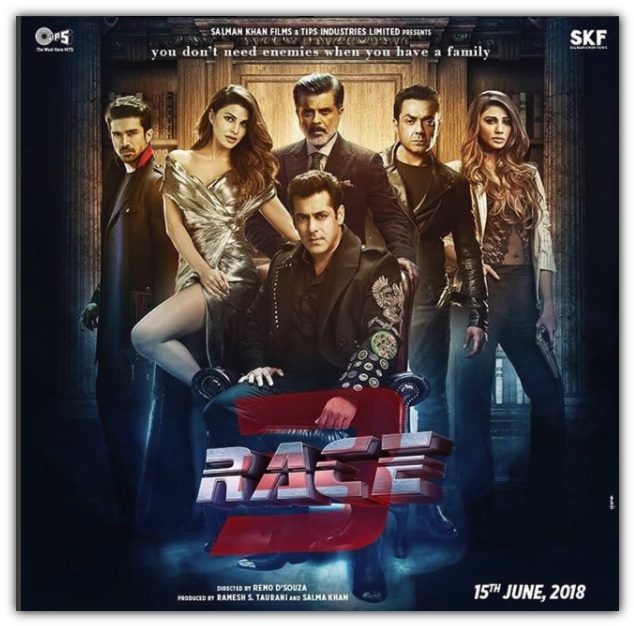 Race 3 Review One Of The Worst Films Of The Year