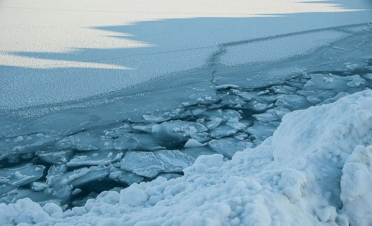 Now, Arctic's oldest and strongest ice starts to melt