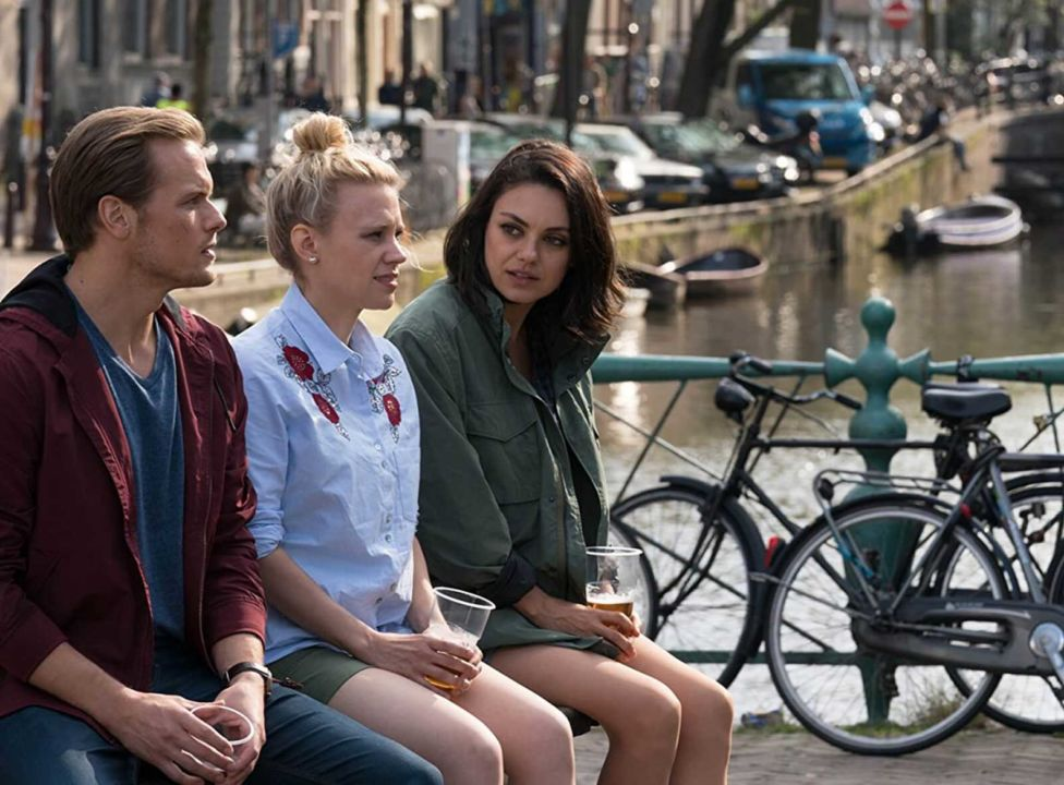 Review: The Spy Who Dumped Me is a comedy bound for the oblivion