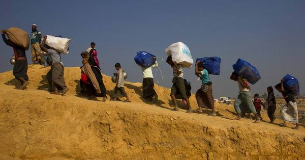 Seven Rohingya Deported to Myanmar After SC Upholds Label of 'Illegal Immigrants'