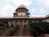 A photo of the Supreme Court in Delhi