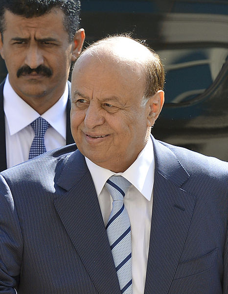 Photo of Abdrabbuh Mansur Hadi