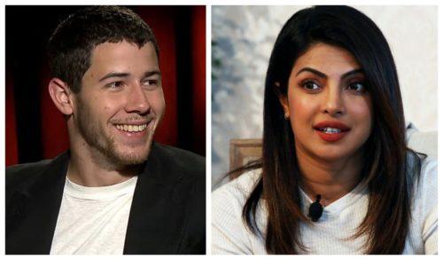 Photos of Nick Jonas and Priyanka Chopra