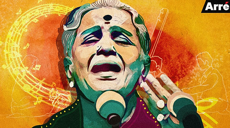 Ms Subbulakshmi The Soundtrack To Every Morning In Tamil Homes