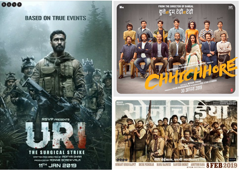 Movie Poster 2019: Bollywood Movies To Look Forward To In 2019: The 19 To