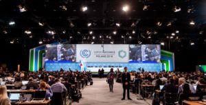 The COP24 meeting. Credit: Twitter/COP24