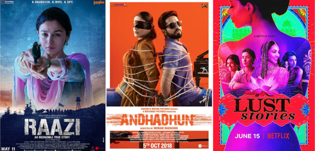 Bollywood Films The Best Of Bollywood In 2018