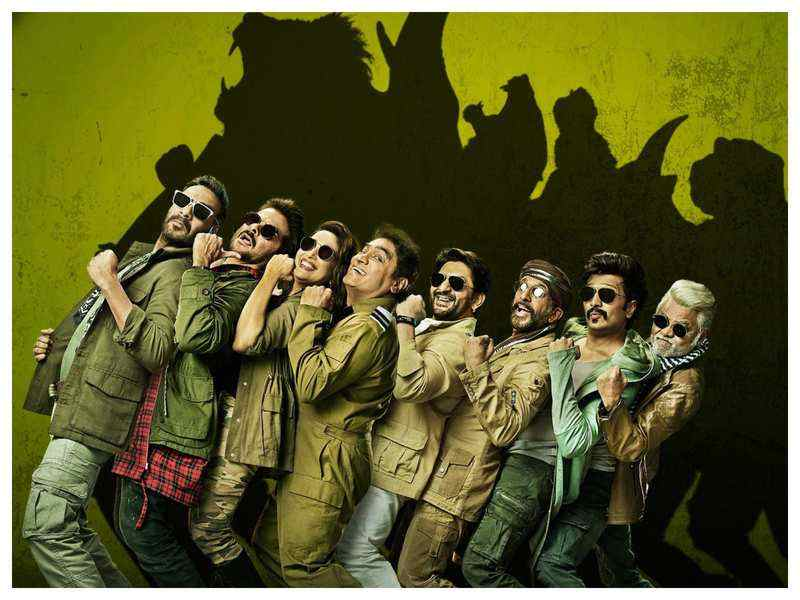 Review Total Dhamaal Blurs The Line Between Human And Animal Existence