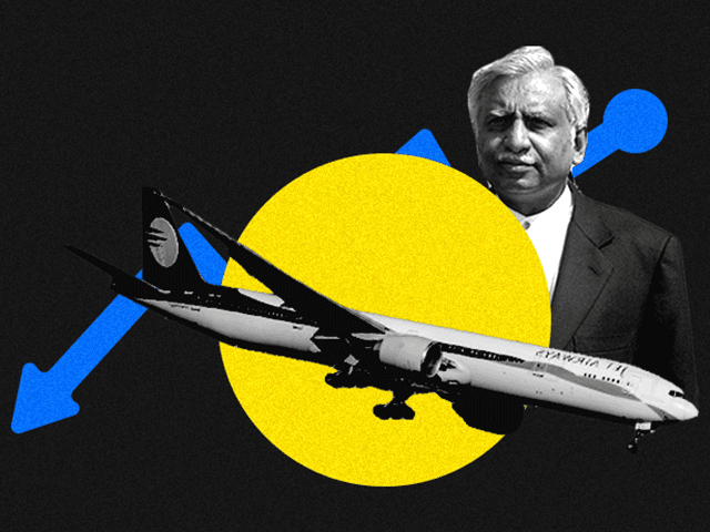 Jet Founder Naresh Goyal Releases 250Cr INR Towards Employees