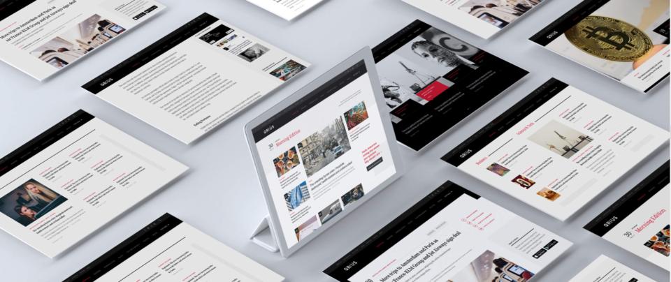 Qrius.com: Navigate News
