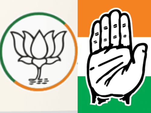 The Congress and BJP address similar issues like minority representation, climate change, and employment in their 2019 manifestos.