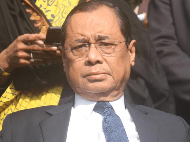 CJI Gogoi sexual assault case