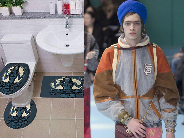 6c15b2724648f Gucci and Amazon have come under fire for selling turbans modelled on white  men and toilet