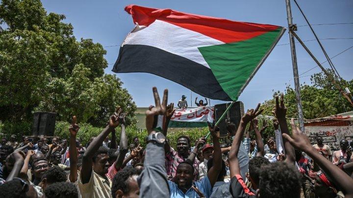 Image result for sudan uprising