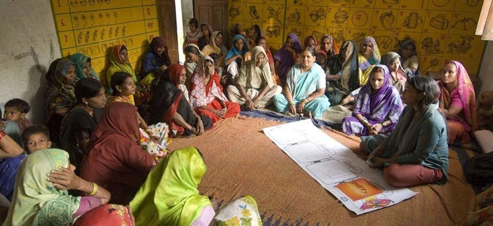 Self Help Groups Can They Help Indian Microfinance