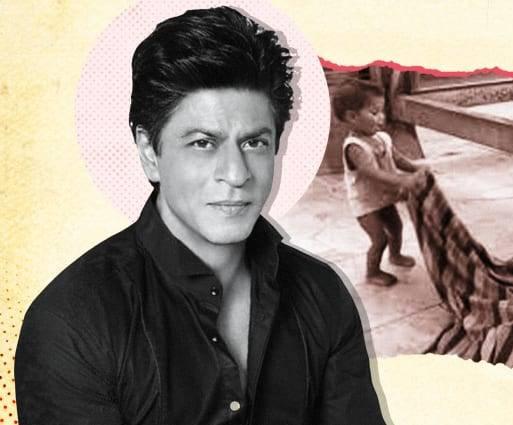 Shah Rukh Khan Turns Guardian Angel for Muzzafarpur Child